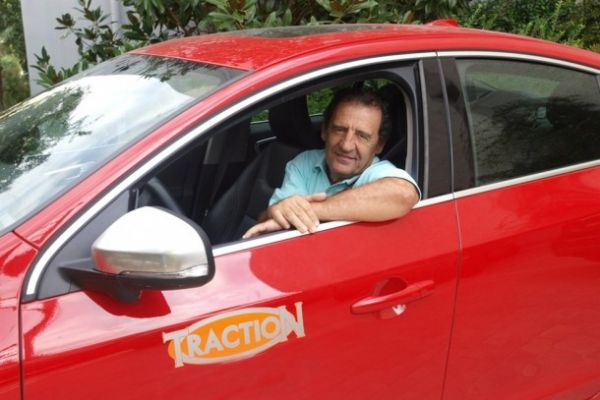 Traction - Εκπομπή με θέμα το αυτοκίνητο και ό,τι νέο γύρω από αυτό, με μια ζωντανή, ορεξάτη ομάδα και πολύ χιούμορ