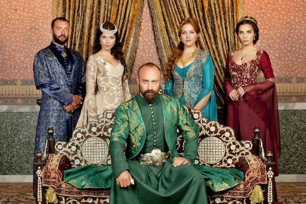 Σουλεϊμάν ο μεγαλοπρεπής - Η δυνατή ερωτική ιστορία της ορθόδοξης Αλεξάνδρας (Χουρέμ) και του σουλτάνου Σουλεϊμάν του Μεγαλοπρεπή