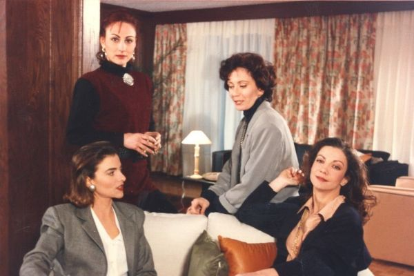 Γυναίκες - H πρώτη σειρά της δημοφιλούς σεναριογράφου Μιρέλλας Παπαοικονόμου