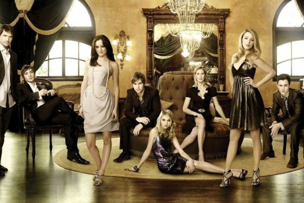 Gossip girl - You know you love me, xo xo