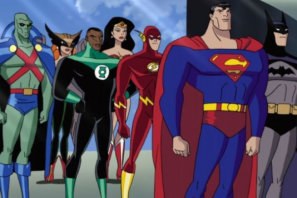 Η λεγεώνα των υπερηρωων - Ο Μπάτμαν, ο Σούπερμαν και ο Φλας ενώνουν τις δυνάμεις τους