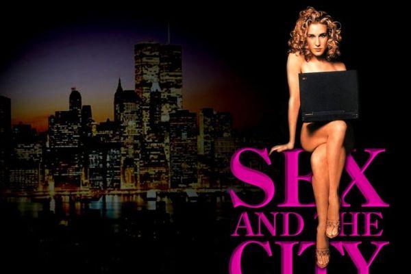 Sex and The city - Η Κάρι, η πόλη, το σεξ και οι φίλες της