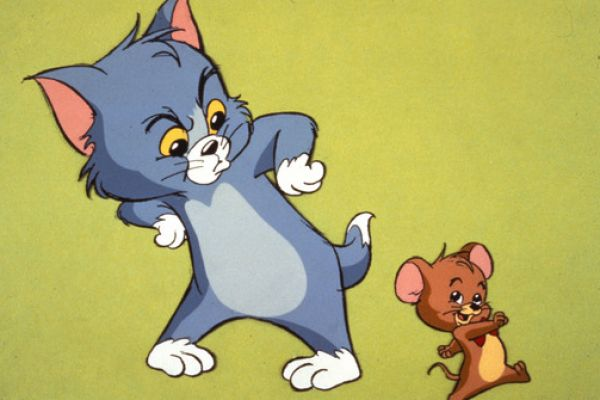 Tom & Jerry KIDS - Το μήλο κάτω από τη μηλιά θα πέσει
