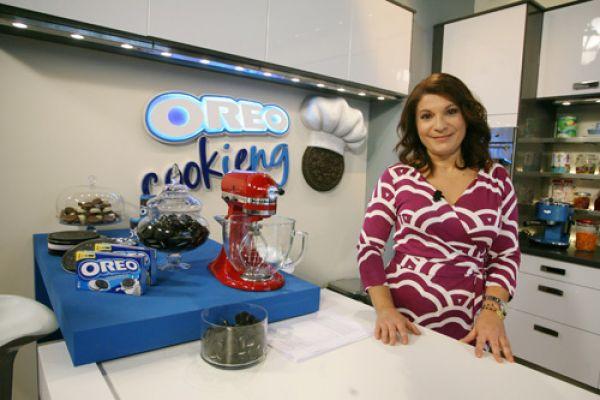 OREO cookieng - Μπισκοτομαγειρέματα από την Αργυρώ Μπαρμπαρίγου