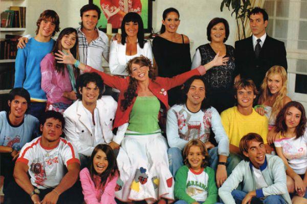 Floricienta - Το κορίτσι με το τεράστιο χαμόγελο και τα θεοπάλαβα ρούχα θα αλλάξει τη ζωή του Φεδερίκο