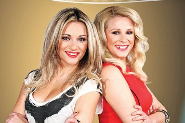 Κορίτσια για σπίτι - Τα χαμογελαστά κορίτσια του TV Μακεδονία