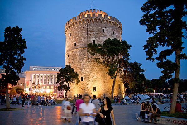 Δέσ θεσς η θεσσαλονίκη όπως είναι - Μια βόλτα στη Θεσσαλονίκη του σήμερα