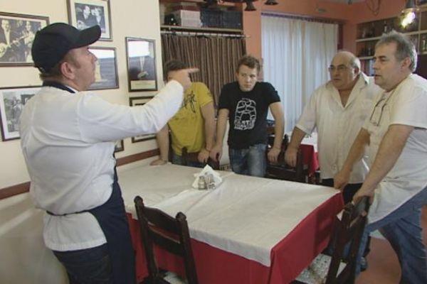 Εφιάλτης! στην Κουζίνα - Ο διακεκριμένος σεφ Έκτορας Μποτρίνι επισκέπτεται εστιατόρια που έχουν ζητήσει τη βοήθειά του γιατί αντιμετωπίζουν προβλήματα και κινδυνεύουν ακόμα και να κλείσουν