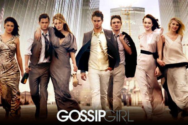 Gossip girl - You know you love me, xo xo