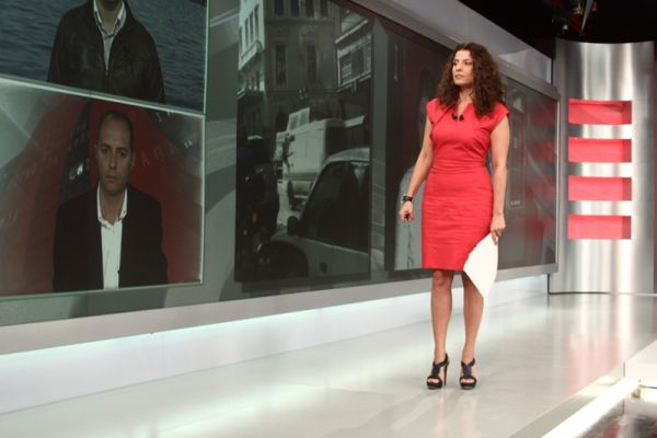 Τώρα με την Πόπη Τσαπανίδου - Ό,τι συμβαίνει τώρα και πρέπει να γνωρίζει ο ενημερωμένος τηλεθεατής
