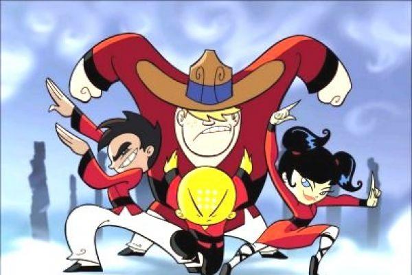Xiaolin showdown - Τέσσερις ατρόμητοι πολεμιστές Σαολίν πρέπει να προστατέψουν έναν πολύτιμο θησαυρό από τις δυνάμεις του κακού