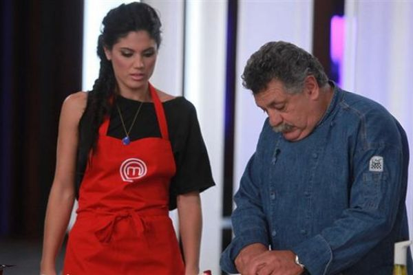 Masterchef - Τηλεοπτικός διαγωνισμός μαγειρικής με σκοπό την ανάδειξη του επόμενου Έλληνα Master Chef