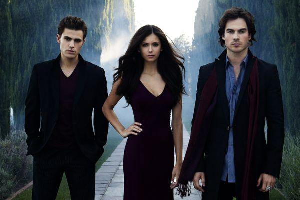 The vampire Diaries - Ένα ερωτικό τρίγωνο που ξεπερνάει τους κανόνες και τη λογική