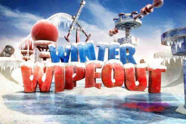 Winter wipe out - Το θεότρελο παιχνίδι δοκιμασιών ντύθηκε χειμωνιάτικα