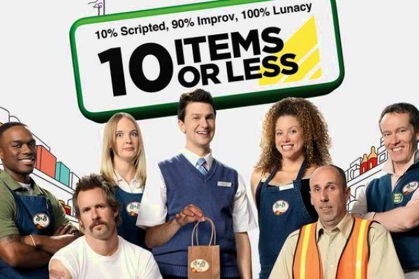 10 items or less - Το αφεντικό τρελάθηκε
