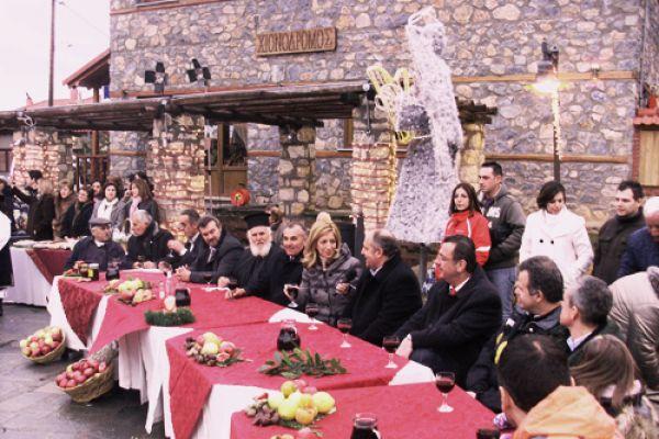 Κυριακή στο χωριό - Κυριακάτικη απόδραση στα πιο όμορφα χωριά της Ελλάδας